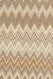 Missoni Home 01 Wallpaper Zig Zag Multicolore 10061 By JV Wallcoverings For Brian Yates